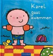 Karel gaat zwemmen
