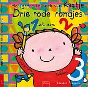 Drie rode rondjes - Het grote telboek van Kaatje